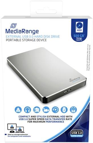 HARDDISK MEDIARANGE 3.0 HDD 500GB 1 Stuk