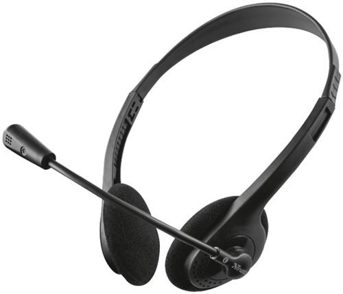 Headset Trust Primo chat 1 Stuk