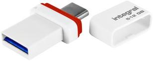 USB-stick Integral 3.1 USB-C Fusion Dual 512GB 1 Stuk
