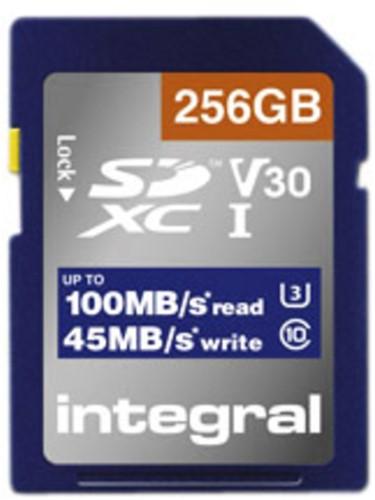 Geheugenkaart Integral SDHC-XC 64GB 1 Stuk