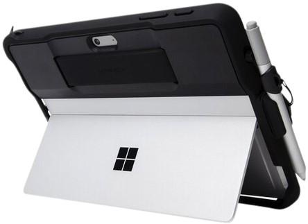 Beschermhoes Kensington BlackBelt voor Surface Go en Go 2 zwart 1 Stuk