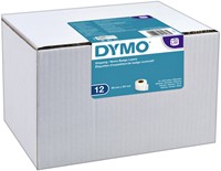 LABEL ETIKET DYMO 13186 101MMX54MM BADGE WIT 12 ROL-2