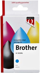 INKCARTRIDGE QUANTORE BRO LC-3219XL BLAUW 1 STUK