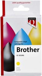 INKCARTRIDGE QUANTORE BRO LC-3219XL GEEL 1 STUK