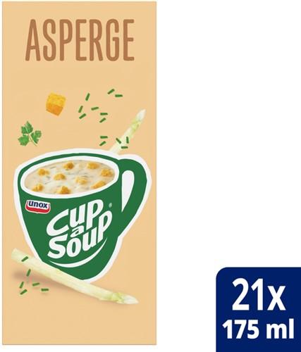 CUP A SOUP ASPERGE 21 Zak