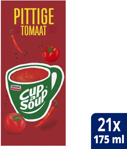 CUP A SOUP SPICY TOMATO 21 Zak