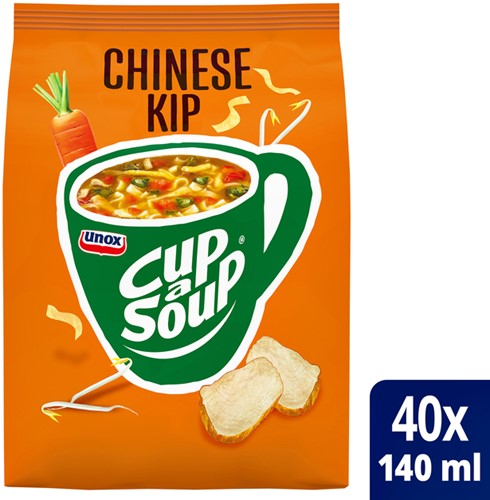 CUP A SOUP TBV DISPENSER CHINESE KIP 40 PORTIES 40