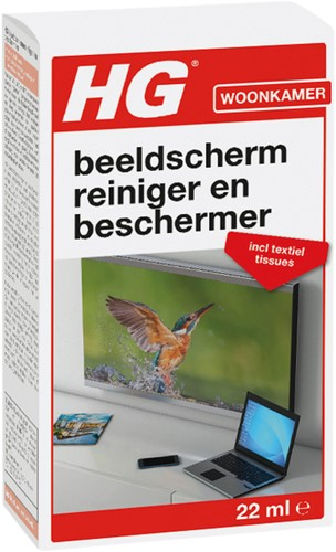BEELDSCHERMREINIGER HG 22ML 1 Fles