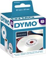 LABEL ETIKET DYMO 14681 57MM DIAMETER CD/DVD WIT 160 STUK-3