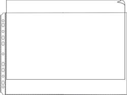 SHOWTAS KANGARO A3 DWARS 11R PP 0.08MM NERF 10 PAK