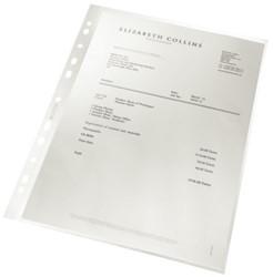 SHOWTAS LEITZ 4791 RECYCLE A4 PP 0.09MM 100 STUK