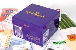 WENSKAARTENBOX HALLMARK MET INHOUD BB01001 75 STUK