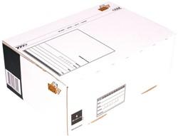 POSTPAKKETBOX 4 CLEVERPACK 305X215X110MM 1 STUK