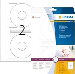 ETIKET HERMA 5079 CD 116MM 50ST 25 VEL