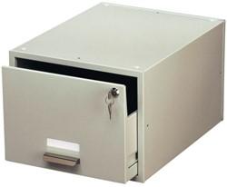 KAARTENBAK DURABLE 15X20CM 1500KRT METAAL A5 LGS 1 STUK