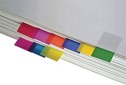 INDEXTABS 3M POST-IT 6805 25MM GEEL 50 STUK