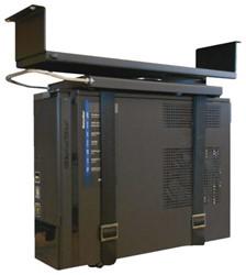 CPU HOUDER NEWSTAR D050 ZWART 1 STUK
