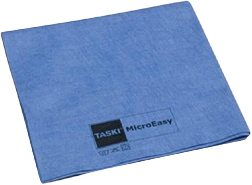 MICROVEZELDOEK TASKI MICROEASY BLAUW 5 Stuk