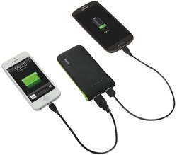 Smartphone- en tablet power packs