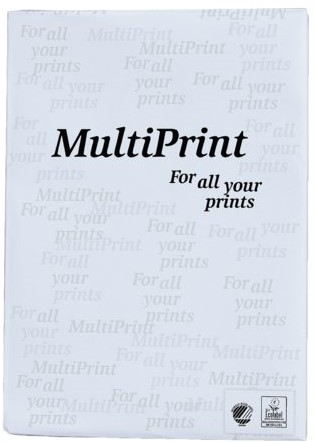 KOPIEERPAPIER MULTIPRINT A4 WIT 500 VEL-2