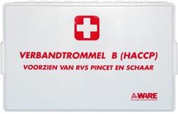 VERBANDTROMMEL B HACCP 1 STUK