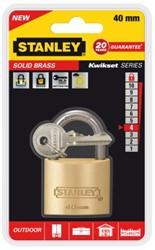 HANGSLOT STANLEY MESSING 40MM 1 STUK