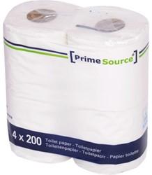 TOILETPAPIER PRIMESOURCE TISSUE 2LAAGS 200 VEL 48 ROL