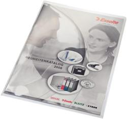 INSTEEKHOES LEITZ L-MODEL 4100 A4 PVC TRANSPARANT 100 STUK