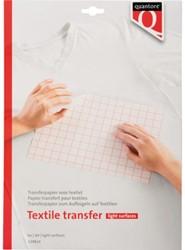 T-SHIRT TRANSFER QUANTORE LICHTE KLEDING 6 VEL