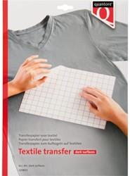 T-SHIRT TRANSFER QUANTORE DONKERE KLEDING 6 VEL