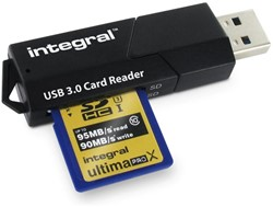 CARD READER INTEGRAL USB 3.0 1 STUK