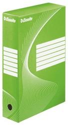 ARCHIEFDOOS ESSELTE BOXY 80MM GROEN 1 STUK