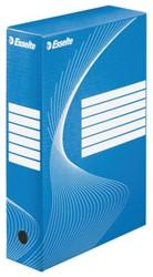 ARCHIEFDOOS ESSELTE BOXY 80MM BLAUW 1 STUK