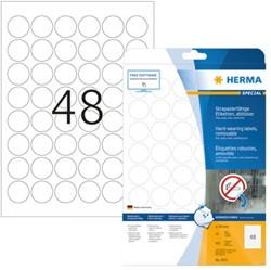 ETIKET HERMA 4571 30MM 960ST 20 VEL