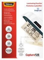 LAMINEERHOES FELLOWES A4 2X125MICRON 100 STUK-2