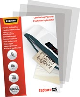 LAMINEERHOES FELLOWES A6 2X125MICRON 100 STUK-3
