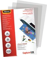 LAMINEERHOES FELLOWES SUPERQUICK A4 2X125MICRON 100 STUK-3