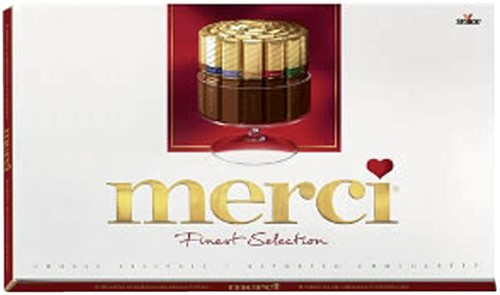 MERCI FINEST SELECTION 400GR 1 Doos
