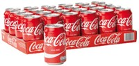 FRISDRANK COCA COLA REGULAR BLIKJE 0.33L 33 CL-3
