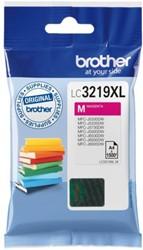 INKCARTRIDGE BROTHER LC-3219XL ROOD 1 STUK