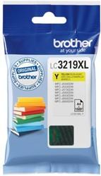 INKCARTRIDGE BROTHER LC-3219XL GEEL 1 STUK