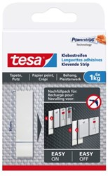 POWERSTRIP TESA VOOR BEHANG EN PLEISTERWERK 1KG 6 STUK
