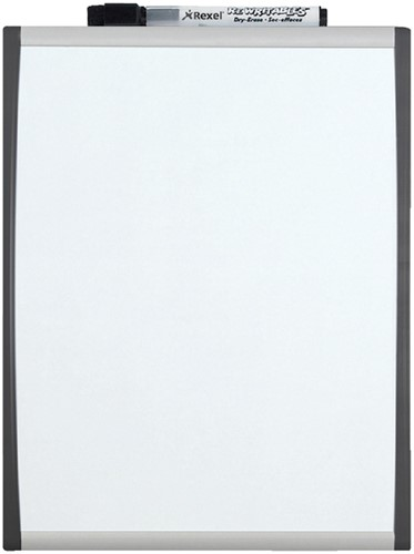 WHITEBOARD REXEL 35.5X28CM GEWELFD 1 Stuk