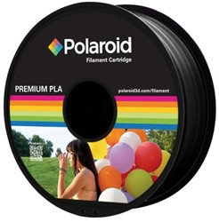 3D FILAMENT POLAROID 1.75MM PLA ZWART 1 STUK