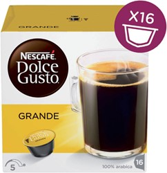 DOLCE GUSTO GRANDE 16 CUPS 16 CUP