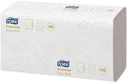 VULLING TORK H2 HANDDOEK MULTIFOLD 2LAAGS 21X100ST 100297 21 PAK