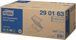 VULLING TORK H3 HANDDOEK SINGLEFOLD 2LAAGS 15X250ST 290163 15 STUK