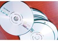 LABEL ETIKET DYMO 14681 57MM DIAMETER CD/DVD WIT 160 STUK-1