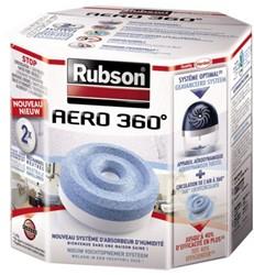 VOCHTOPNEMER RUBSON AERO 360 NAVULLING NEUTRAAL 2 STUK
