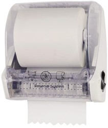 DISPENSER PRIMESOURCE HANDDOEKROL CLASSIC WIT 1 STUK
